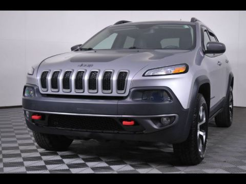 Pre-Owned 2014 Jeep Cherokee Trailhawk 4WD