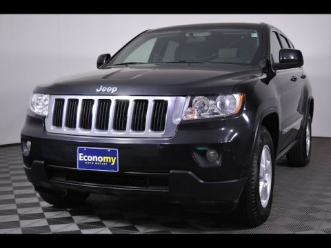 Pre-Owned 2013 Jeep Grand Cherokee Laredo Four Wheel Drive SUV