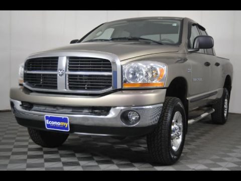 Pre-Owned 2006 Dodge Ram 2500  4WD