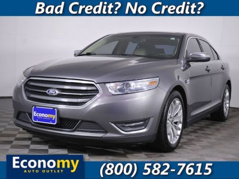 Pre-Owned 2013 Ford Taurus Limited FWD Sedan