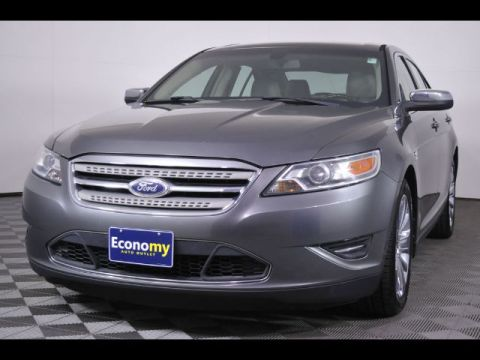 Pre-Owned 2011 Ford Taurus Limited FWD Sedan
