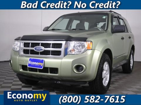 Pre-Owned 2008 Ford Escape XLS FWD SUV