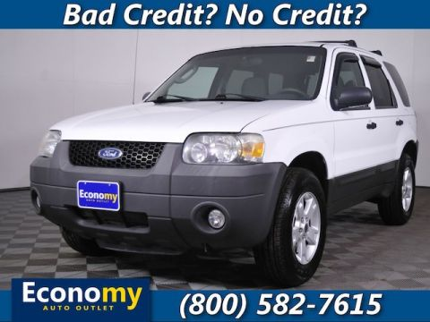 Pre-Owned 2007 Ford Escape XLT 4WD
