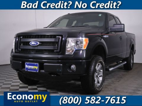 Pre-Owned 2013 Ford F-150  4WD