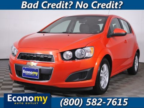 Pre-Owned 2012 Chevrolet Sonic LS FWD Hatchback