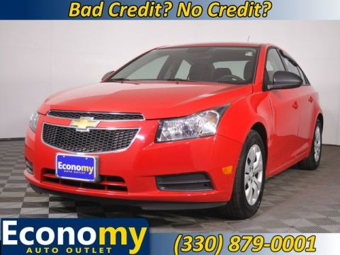 Pre-Owned 2014 Chevrolet Cruze LS Manual