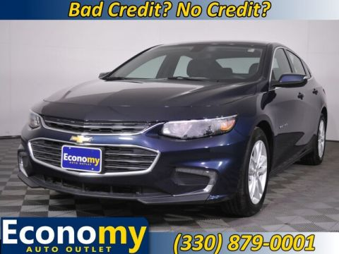 Pre-Owned 2018 Chevrolet Malibu LT FWD Sedan