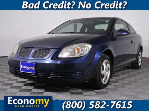 Pre-Owned 2008 Pontiac G5 BASE FWD Coupe