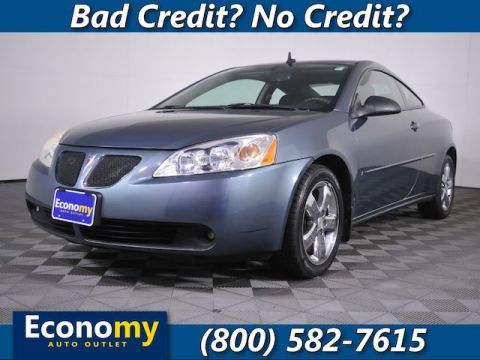 Pre-Owned 2006 Pontiac G6 GT FWD Coupe
