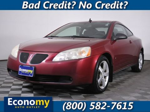 Pre-Owned 2008 Pontiac G6 GT FWD Coupe