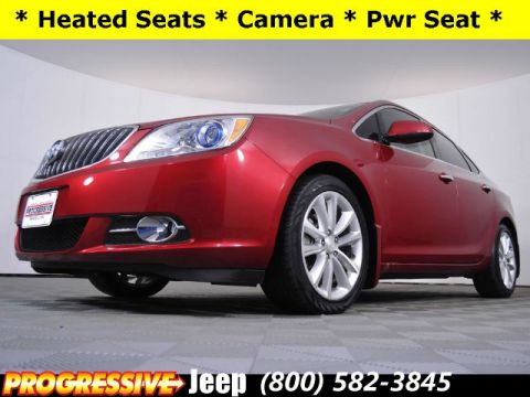 Pre-Owned 2014 Buick Verano Convenience Group FWD Sedan