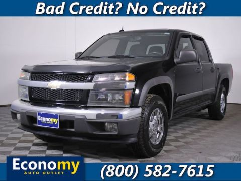Pre-Owned 2008 Chevrolet Colorado LT RWD Truck