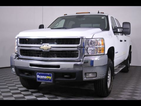 Pre-Owned 2007 Chevrolet Silverado 2500HD  4WD