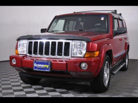 Pre-Owned 2010 Jeep Commander Sport 4WD