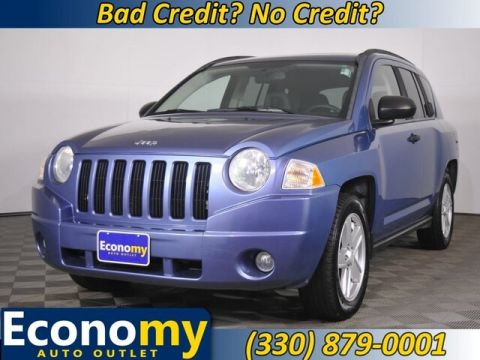 Pre-Owned 2007 Jeep Compass Sport