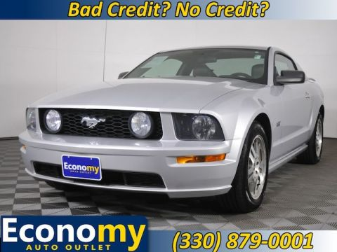 Pre-Owned 2006 Ford Mustang GT RWD Coupe