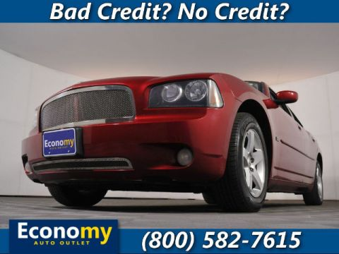Pre-Owned 2010 Dodge Charger SXT RWD Sedan