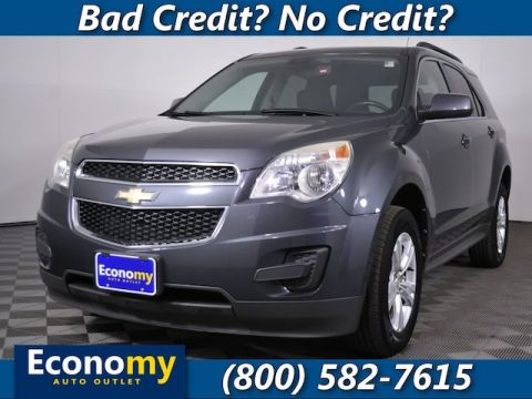 Pre-Owned 2011 Chevrolet Equinox 1LT AWD
