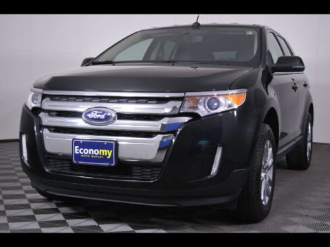 Pre-Owned 2014 Ford Edge SEL FWD SUV