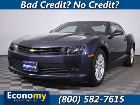 Pre-Owned 2014 Chevrolet Camaro LS w/2LS RWD Coupe