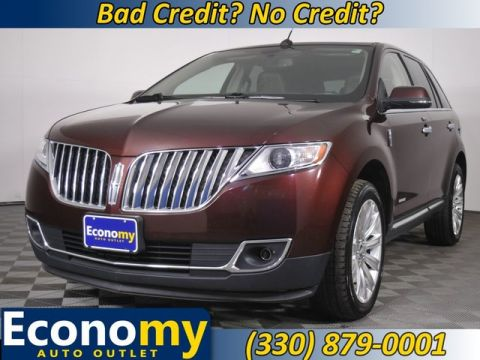 Pre-Owned 2012 LINCOLN MKX  AWD