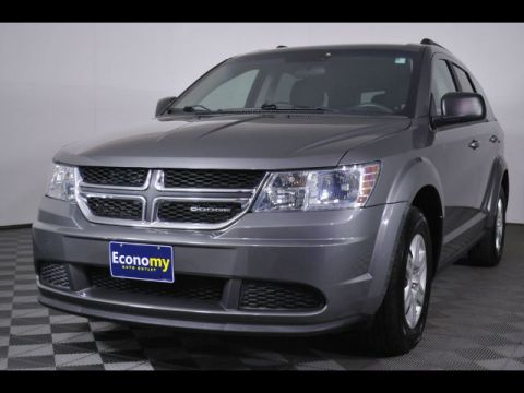 Pre-Owned 2012 Dodge Journey SE/AVP FWD SUV