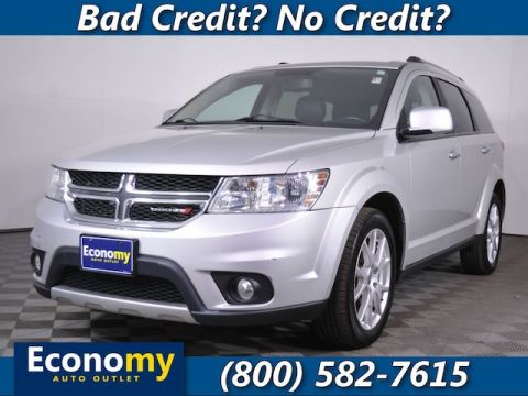 Pre-Owned 2013 Dodge Journey Crew AWD