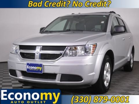 Pre-Owned 2009 Dodge Journey SE FWD SUV