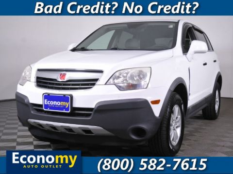 Pre-Owned 2009 Saturn VUE 4-Cyl XE FWD SUV