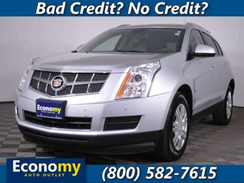 Pre-Owned 2012 Cadillac SRX Luxury Collection FWD SUV