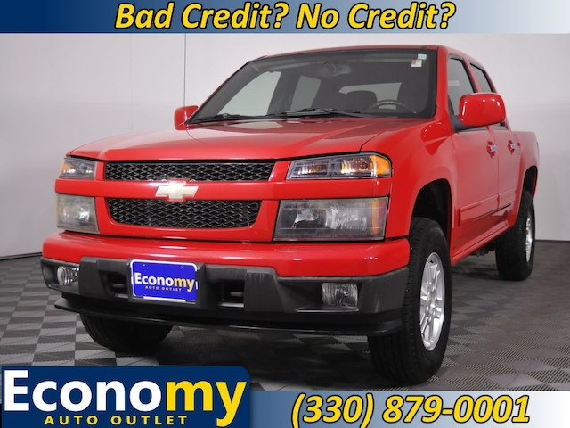 Pre-Owned 2010 Chevrolet Colorado 1LT