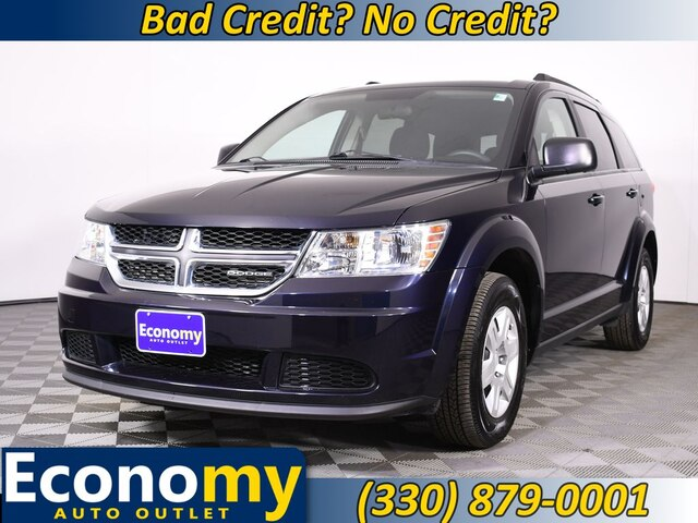 Pre-Owned 2011 Dodge Journey Express