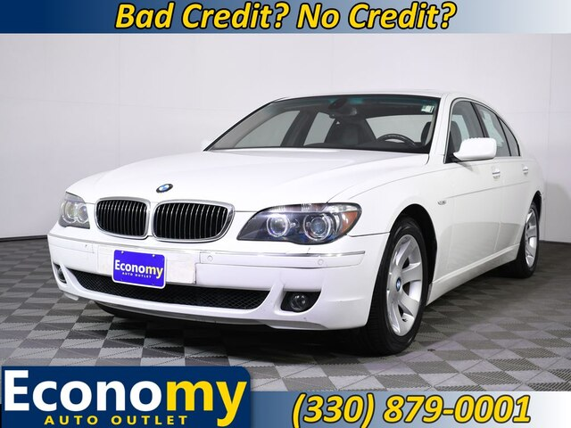 Pre-Owned 2006 BMW 750i i