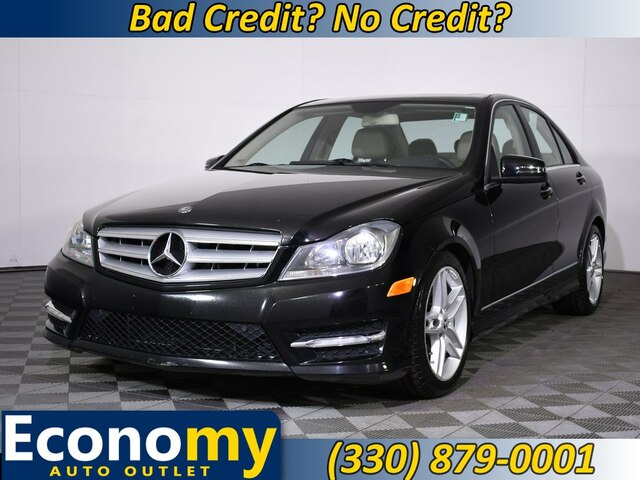 Pre-Owned 2012 Mercedes-Benz C 300