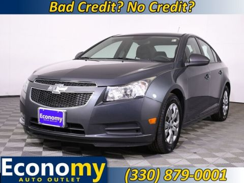 Pre-Owned 2013 Chevrolet Cruze LS Auto