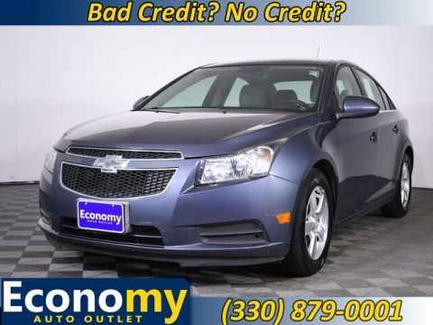 Pre-Owned 2014 Chevrolet Cruze 1LT Auto