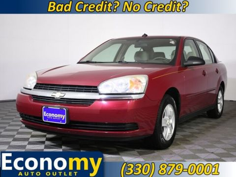 Pre-Owned 2005 Chevrolet Malibu LS