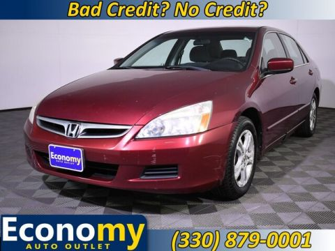 Pre-Owned 2006 Honda Accord 2.4 SE