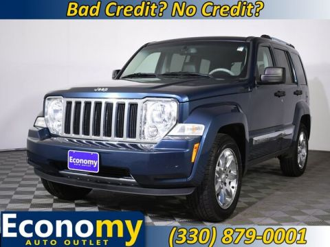 Pre-Owned 2008 Jeep Liberty Limited Edition