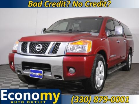 Pre-Owned 2008 Nissan Titan