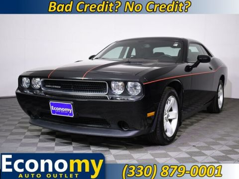 Pre-Owned 2012 Dodge Challenger SXT RWD Coupe