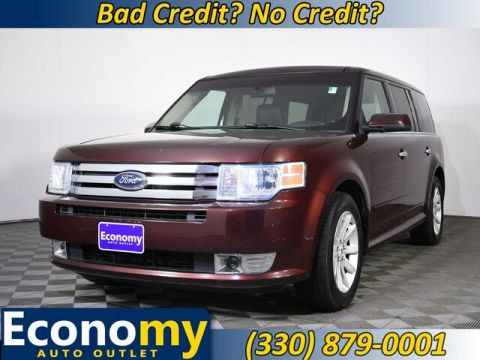 Pre-Owned 2009 Ford Flex SEL FWD SUV