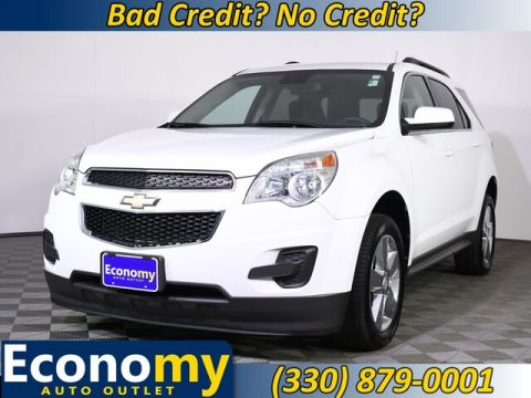 Pre-Owned 2012 Chevrolet Equinox 1LT