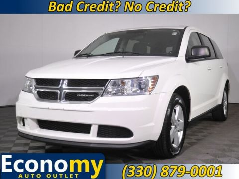 Pre-Owned 2012 Dodge Journey SE/AVP