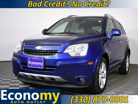 Pre-Owned 2013 Chevrolet Captiva Sport LTZ