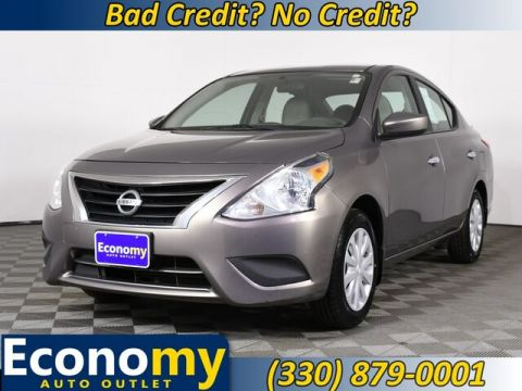 Pre-Owned 2015 Nissan Versa 1.6
