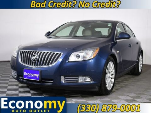 Pre-Owned 2011 Buick Regal CXL Turbo Russelsheim